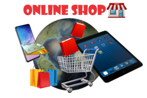 online shop accounting